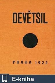 Revoluční sborník Devětsil / reprint (E-KNIHA)