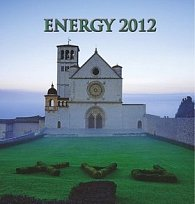 Kalendář nástěnný 2012 - Energie, 44 x 46 cm