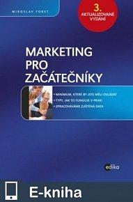 Marketing pro začátečníky (E-KNIHA)