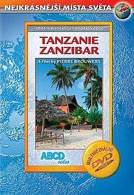 Tanzanie - Zanzibar DVD - Nejkrásnější místa světa