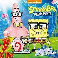 Kalendář 2015 - Sponge Bob (305x305)