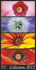 Kalendář nástěnný 2012 - Collections Exclusive Martha Jensen, 33 x 64 cm