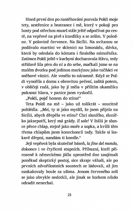 Náhled Teta Poldi a sicilští lvi