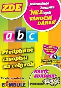 Roční předplatné ABC