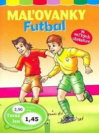 Maľovanky futbal