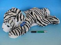 Plyšový Ležící tygr 43 cm
