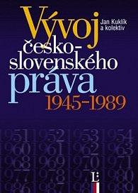Vývoj česko-slovenského práva 1945-1989