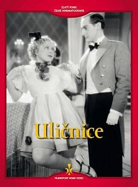 Uličnice - DVD (digipack)