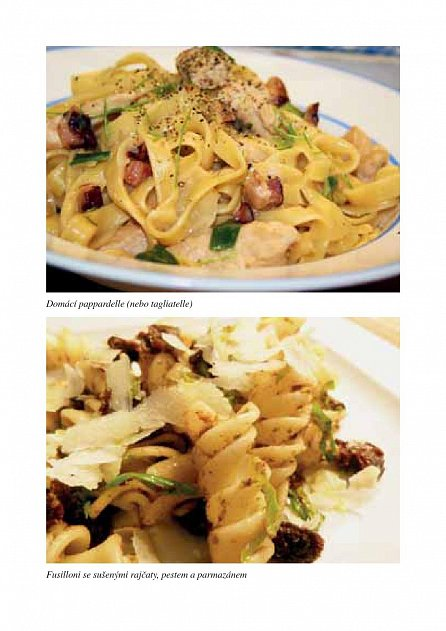 Náhled TOP recepty: 100x těstoviny