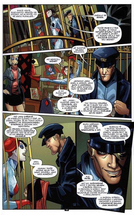 Náhled Harley Quinn 2 - Výpadek