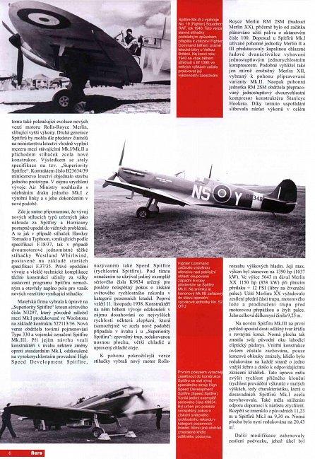Náhled Spitfire Mk. V - 1.díl