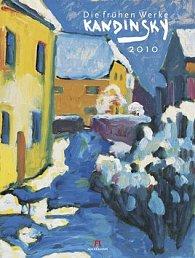 Die frühen Werke Kandinsky 2010 - nástěnný kalendář