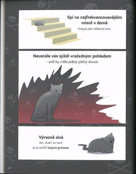 Náhled Jak poznat, že vaše kočka touží po vaší krvi
