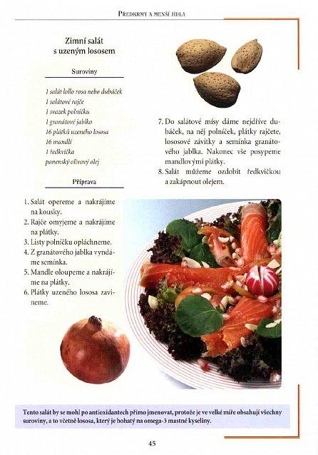 Náhled Antioxidanty snadná cesta ke zdraví - Rady, recepty, výběr potravin