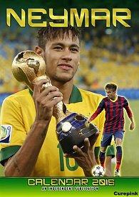 Kalendář 2015 - Neymar (297x420)