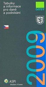 Tabulky a informace pro daně a podnikání 2009