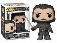 Funko POP TV: Game of Thrones S8 - Jon Snow (Beyond the Wall)