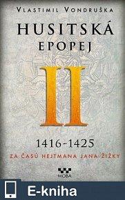 Husitská epopej II (E-KNIHA)