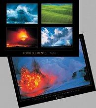 Four Elements 2009 - nástěnný kalendář