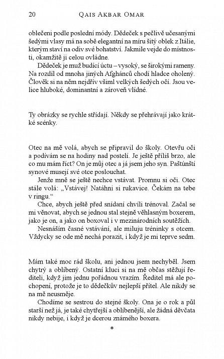 Náhled Pevnost devíti věží. Příběh afghánské rodiny
