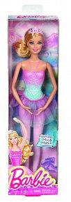Barbie balerína měnitelné prvky