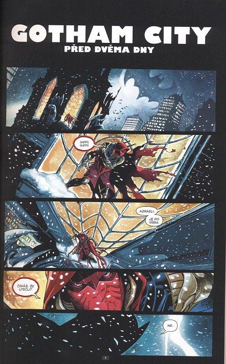 Náhled Batman DC 1 - Ve stínu netopýrů