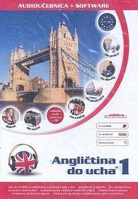 Angličtina do ucha 5 AUDIO CD +  1 CD ROM