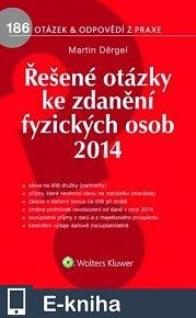 Řešené otázky ke zdanění fyzických osob 2014 (E-KNIHA)