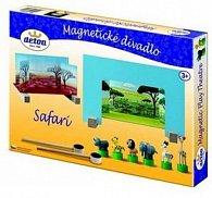 Magnetické divadlo Safari