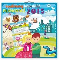Kalendář 2015 - Rodinný plánovací