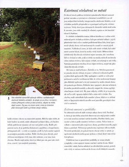 Náhled Příručka včelaře - Návod na pěstování včel na dvoře, za domem, na střeše či na zahradě