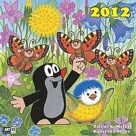 Kalendář nástěnný 2012 - Krteček, 30 x 60 cm