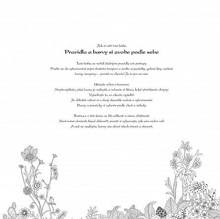 Náhled Pandořin příběh – Kouzelné omalovánky pro dospělé