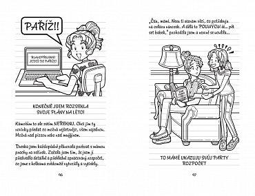 Náhled Deník mimoňky 13 - Příběhy neskutečný narozkový frašky