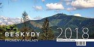 Kalendář 2018 - Beskydy - Proměny a nálady -  stolní