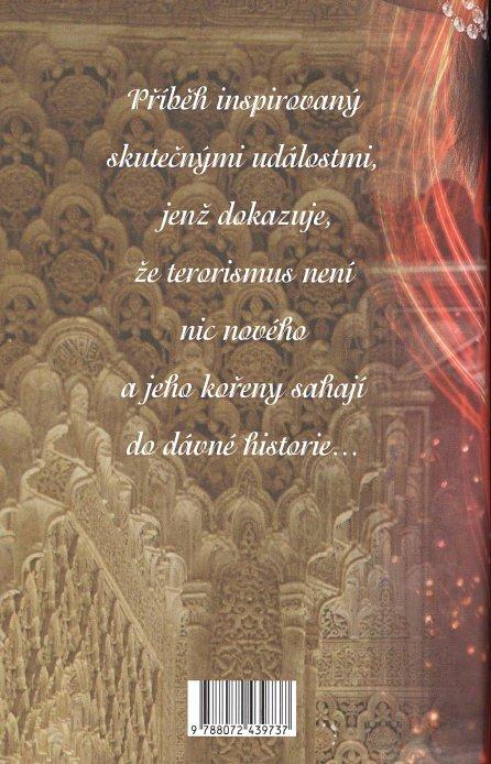 Náhled Krvavý kámen - Velký rubín Alhambry