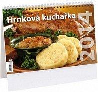 Hrnková kuchařka 2014 - stolní kalendář