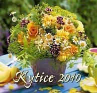 Kytice 2010 - nástěnný kalendář