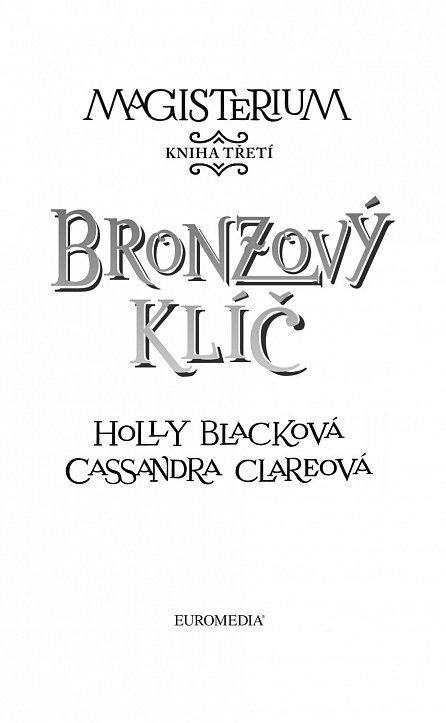 Náhled Bronzový klíč