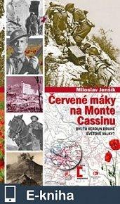 Červené máky na Monte Cassinu (E-KNIHA)