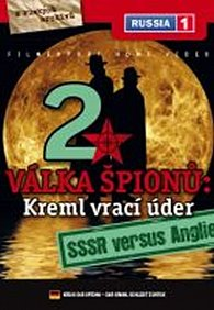 Válka špiónů: Kreml vrací úder 2. - SSSR versus Anglie - DVD digipack