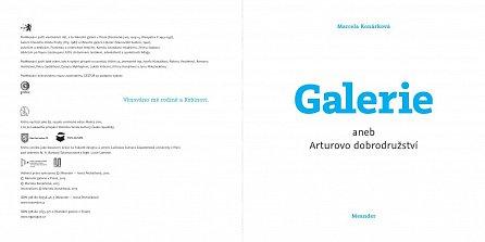 Náhled Galerie aneb Arturovo dobrodružství
