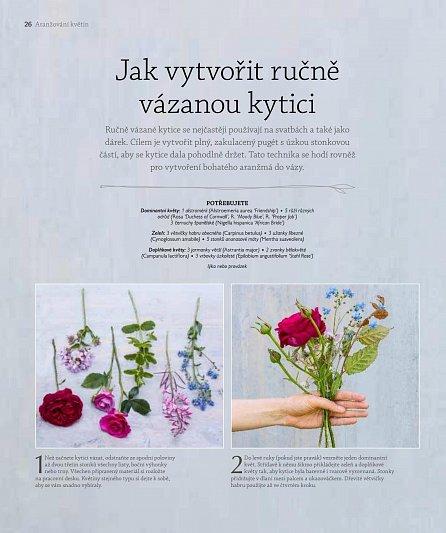 Náhled Kniha květin