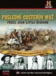 Poslední Custerův muž - Přežil jsem Little Bighorn - DVD