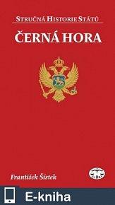 Černá Hora - Stručná historie států (E-KNIHA)