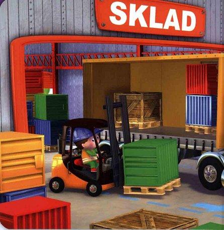 Náhled Malý chlapec - Jendův kamion