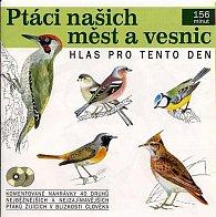 Ptáci našich měst a vesnic - CD