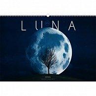 Kalendář nástěnný 2016 - Luna - verše Petr Rýdl,  48 x 33 cm