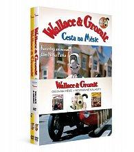 Wallace a Gromit - kolekce 2DVD/Cesta na Měsíc + Nesprávné kalhoty