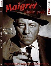 Maigret klade past - DVD